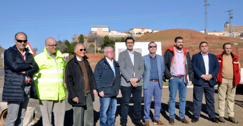 La Diputación invertirá 1,5 millones de euros en arreglar la carretera de Almedina a Puebla del Príncipe