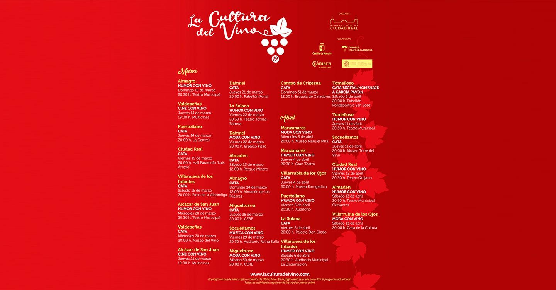 """""""Humor con vino"""" estará el domingo en el Teatro Municipal de Almagro, con los monolguistas Agustín Durán y Fernando Chacón"""