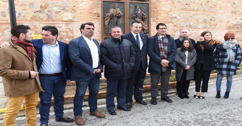 La Diputación concede 45.000 € al ayuntamiento de Malagón para el arreglo de vías públicas e infraestructuras municipales.