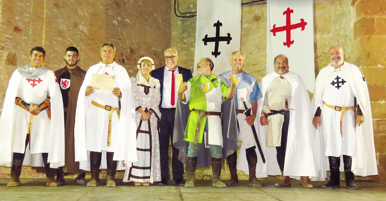 Las VII Jornadas 'Manzanares Medieval' entregaron sus premios