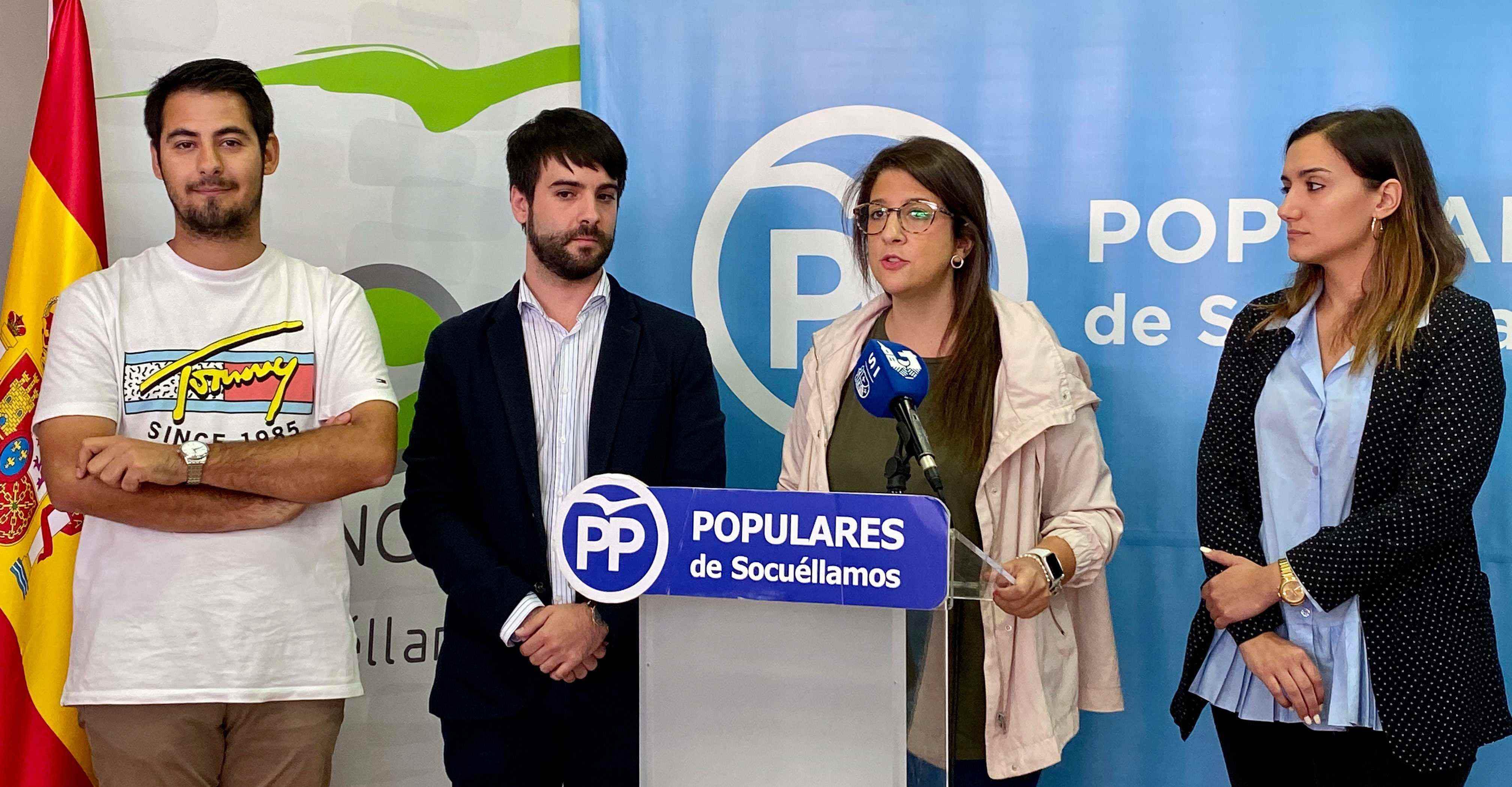 """Maroto señala que el PP de Pablo Casado es la """"única alternativa"""" para devolver el futuro a los jóvenes de España"""