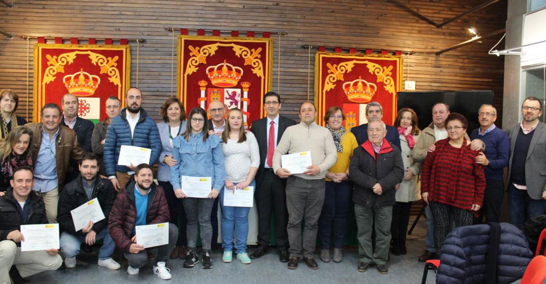 El Gobierno de Castilla-La Mancha apuesta por fijar la población en los pueblos y mejorar la capacitación laboral de la gente con talleres de empleo