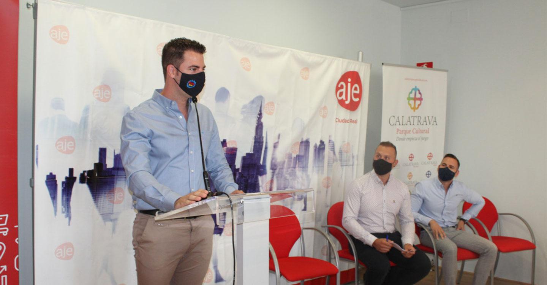 Nace AJE Campo de Calatrava para servir de altavoz y apoyo a los jóvenes empresarios de una comarca de emprendedores