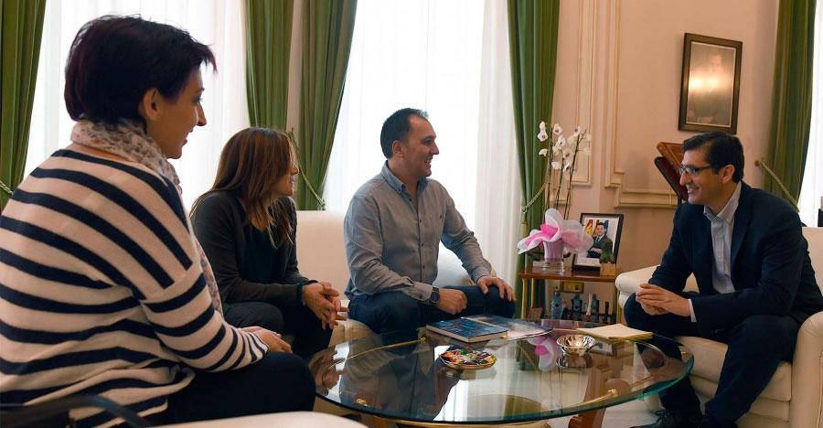 La Diputación colabora en la celebración del 25 aniversario del colegio Alcalde José Maestro de Ciudad Real