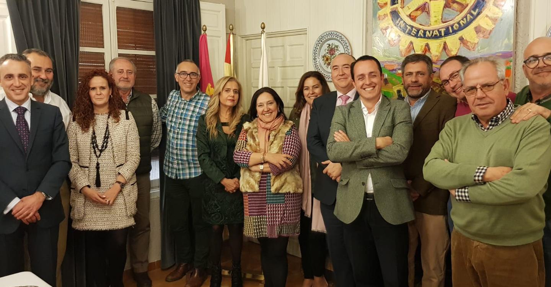 El Club Rotario de Ciudad Real colabora con UNICEF en el suministro de vacunas contra la polio y el sarampión