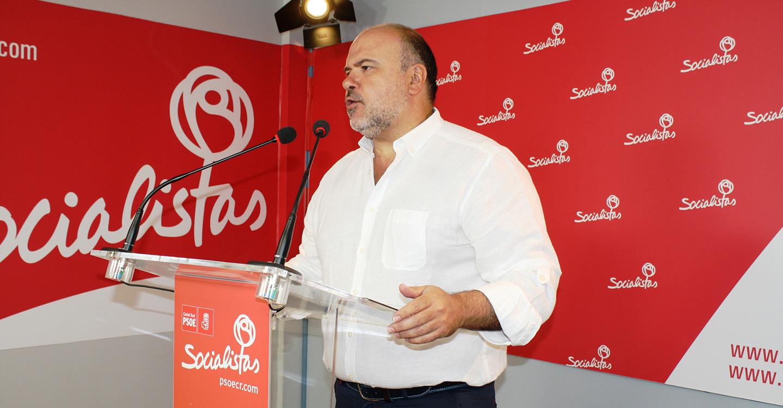 """Marín: """"Es anecdótico que el señor Núñez pida en Ciudad Real soluciones educativas que ya han sido ejecutadas por el Gobierno de García-Page"""""""