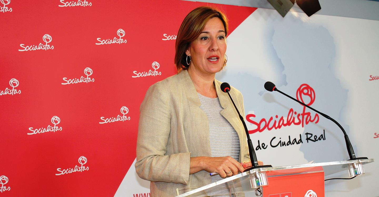 """Blanca Fernández: """"Con las políticas de García-Page la mujer del campo ha avanzado notablemente"""""""