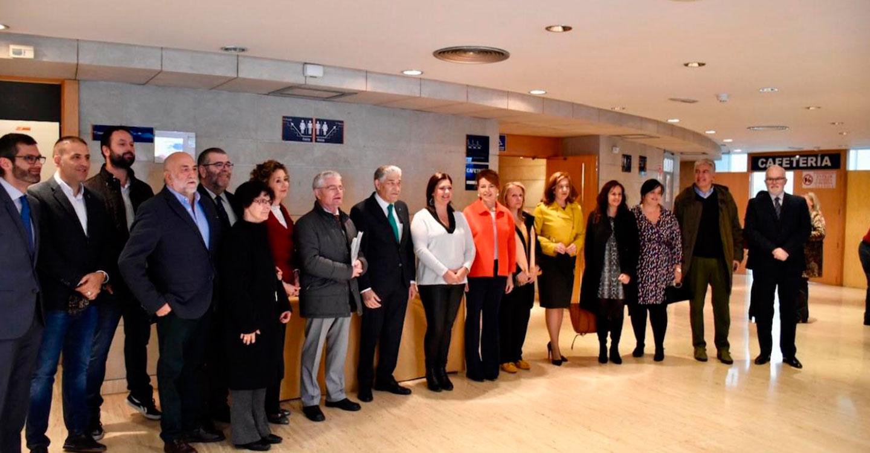 El Gobierno de Castilla-La Mancha trabaja por el bienestar de las personas con discapacidad y sus familias y por la seguridad para entidades