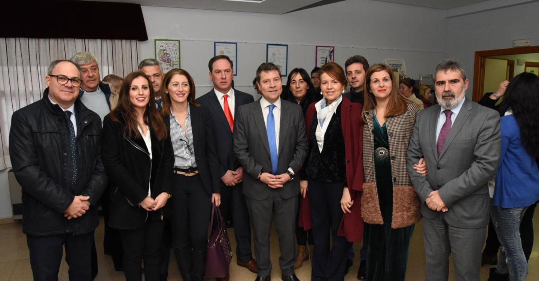 El Gobierno de Castilla-La Mancha da un importante impulso social al municipio de Chillón con la puesta en marcha de servicios para mayores