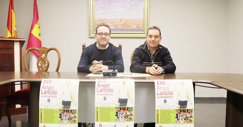 Fernando Hierro recibirá el premio Ángel Lancho que otorga el Ayuntamiento de Quintanar del Rey