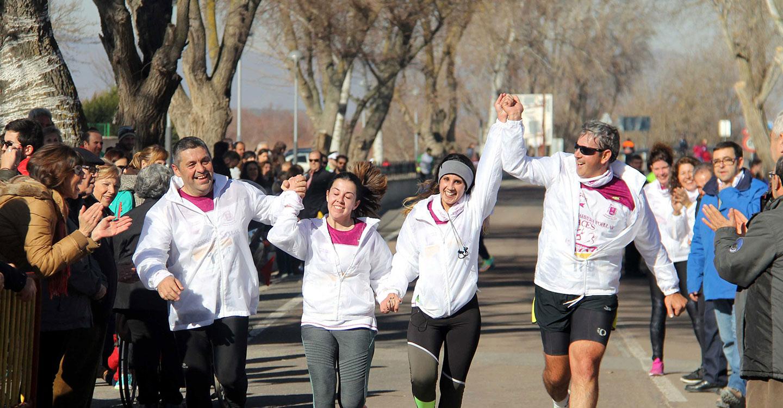 """La 7ª """"Carrera de Paces"""" de Villarta de San Juan, el 20 de enero, sigue batiendo récord de participación, con más de 600 inscritos"""