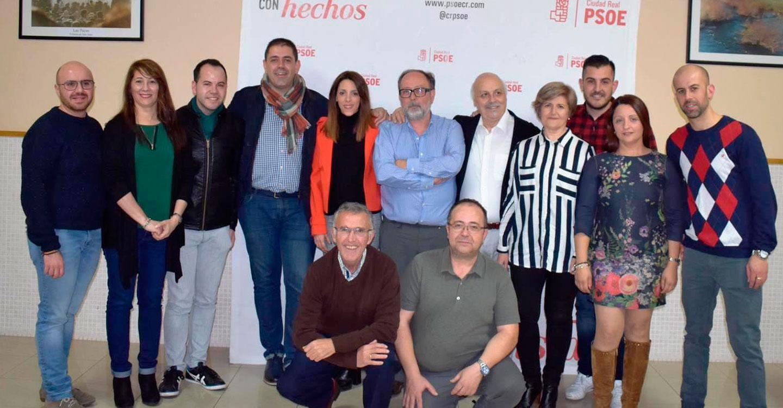 Los socialistas de Villarta de San Juan, eligen a Irene Ruíz Camacho, para encabezar la lista a las elecciones municipales