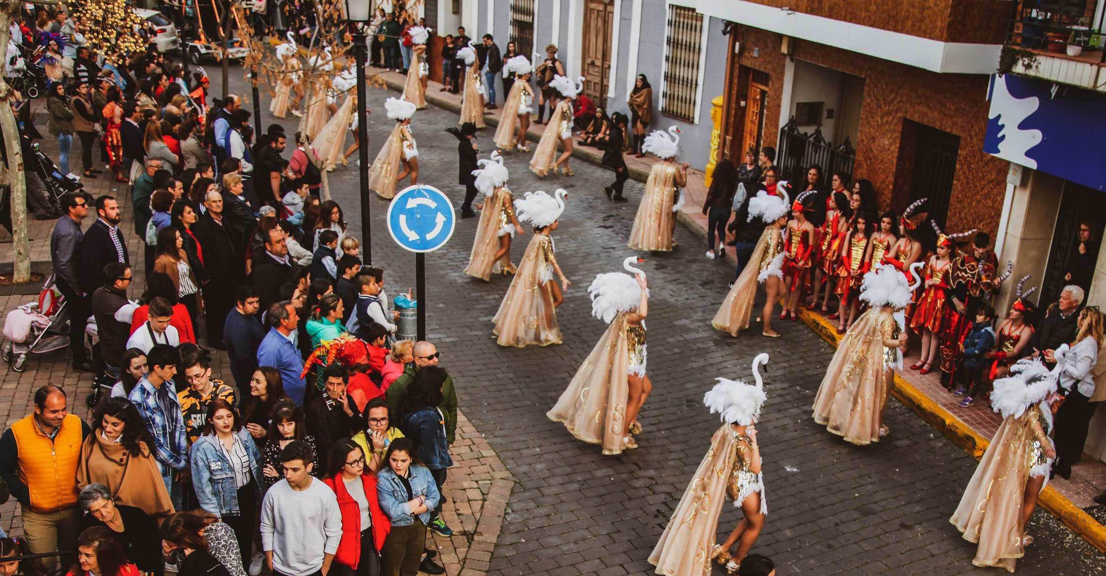 El Carnaval porzuniego contará este año como novedad con una Carpa Municipal en la Plaza
