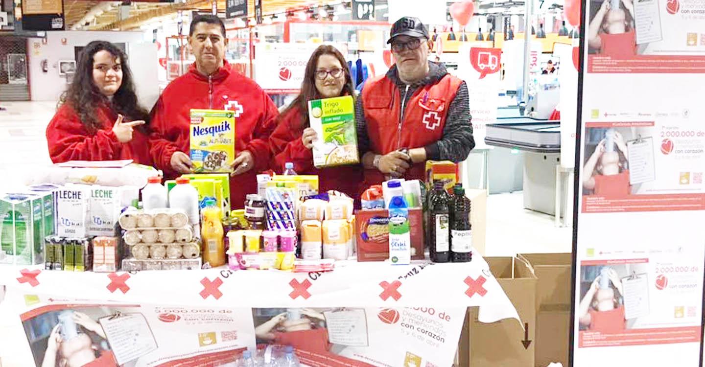Cruz Roja entregará en Ciudad Real más de 6.300 desayunos y meriendas a niñas y niños