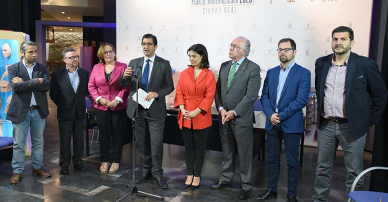 El Pabellón Ferial de Ciudad Real ya es de la Diputación Provincial