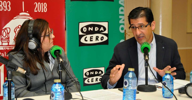 Onda Cero conmemora hoy el 125 aniversario del Palacio Provincial con dos emisiones en directo desde la Diputación