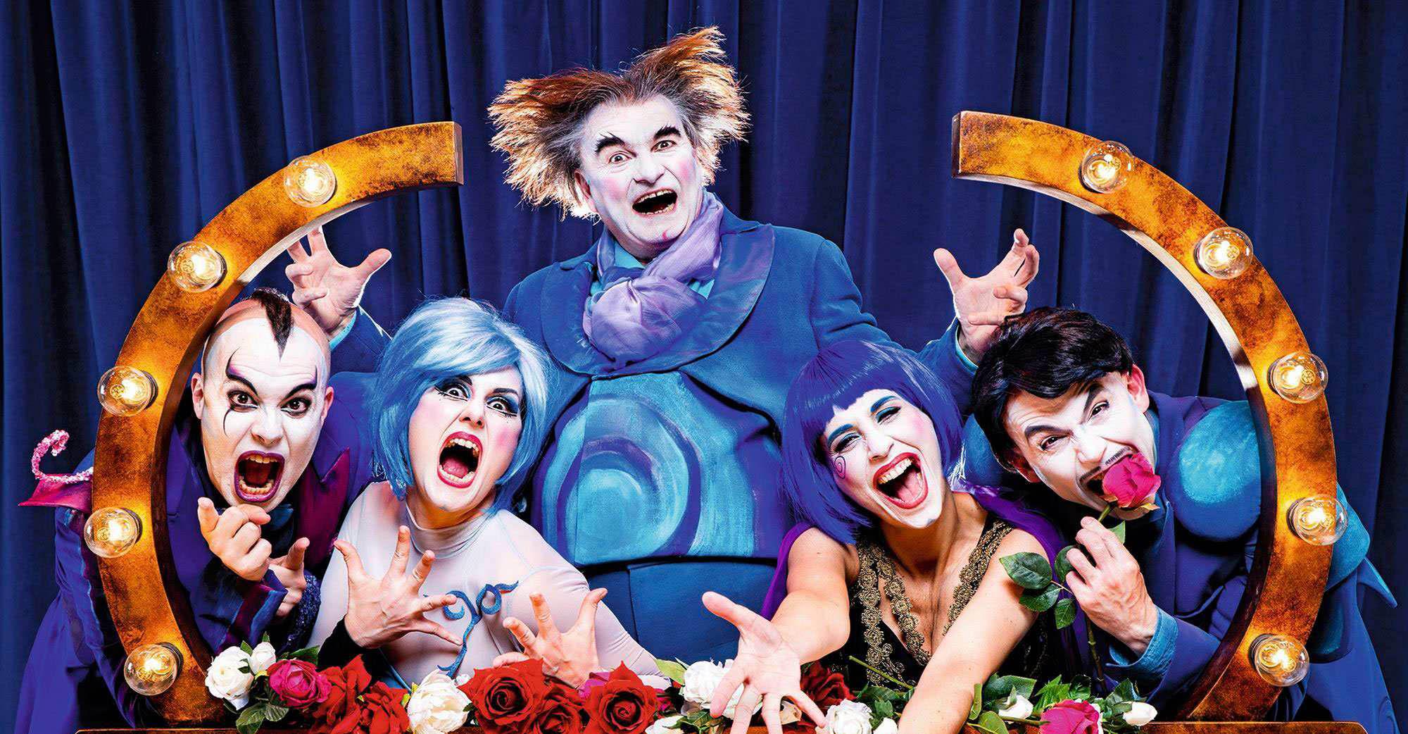 'The Ópera locos' y el musical 'Naviland', protagonistas del fin de semana