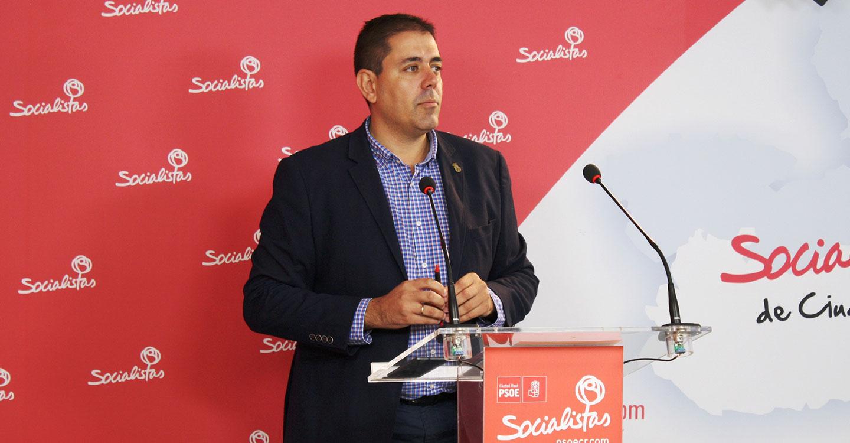 """Bolaños replica al PP que """"peligrosos para Ciudad Real fueron los siete años de recortes y castigos de Rajoy y Cospedal"""""""