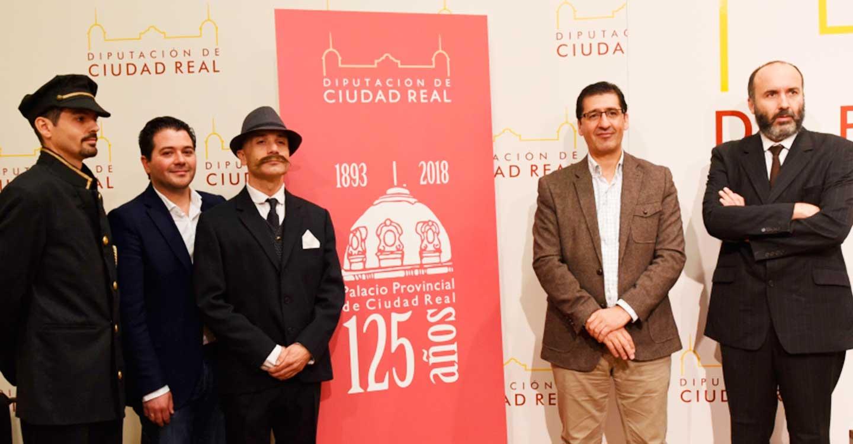 Ampliado el plazo de las visitas teatralizadas al Palacio Provincial hasta el 4 de enero ante el rotundo éxito de la actividad con motivo del 125 aniversario