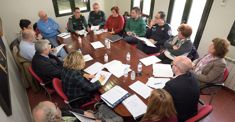 Primera reunión de seguimiento del Protocolo Local de Actuación e Intervención en casos de Violencia de Género