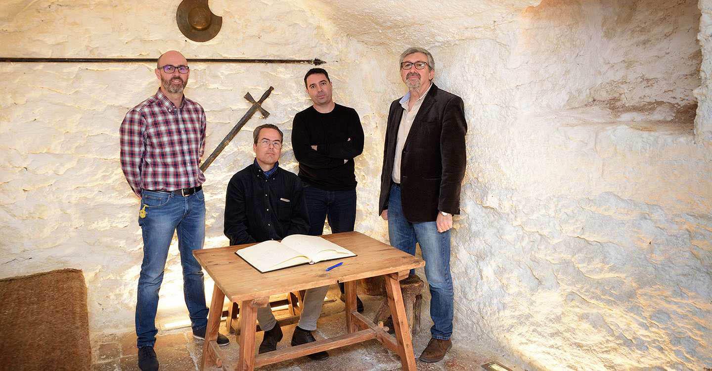 El área de Cultura estudia crear un museo infantil del Quijote en la Casa-Museo del Bachiller Sansón Carrasco