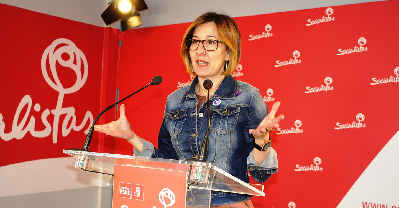 """Fernández: """"Junta y Diputación pondrán en marcha el edificio del Carmen castigado por la dejadez  y la desprotección de Cospedal"""""""