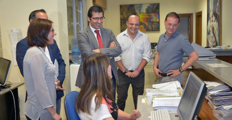 La Diputación de Ciudad Real instalará en todos los pueblos y pedanías de la provincia puntos de conexión digital