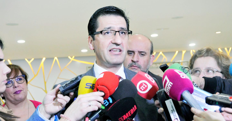 Caballero cree en el potencial de Alcázar como ciudad con grandes posibilidades para impulsar el desarrollo socioeconómico