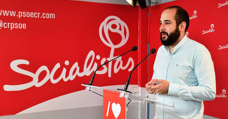 """Miguel González: """"14.000 trabajadores la provincia de Ciudad Real han podido incorporarse a sus puestos de trabajo, tras haberse acogido a un ERTE"""""""