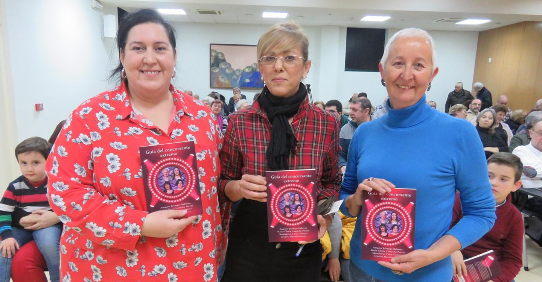 Las Extremis (¡Boom!) presentan su libro en Manzanares