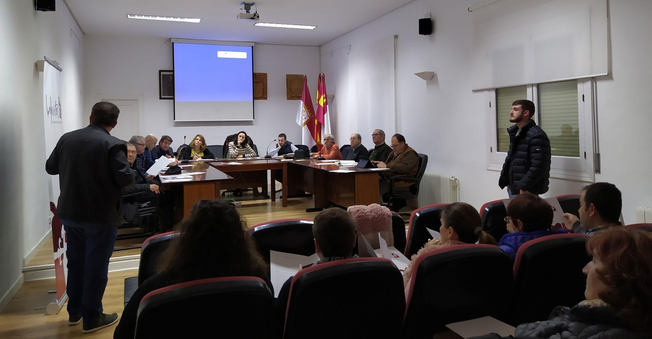 La Mesa de Coordinación para la Promoción Turística de Villanueva de los Infantes hace balance de 2019