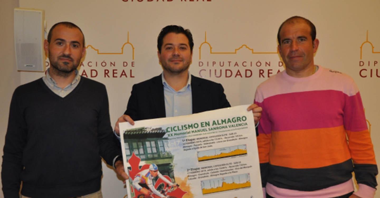 """La organización del Memorial """"Lolo Sanroma"""" agradece el apoyo de la Diputación a una prueba importante y consolidada"""