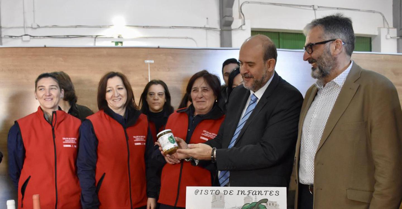 1,5 millones de euros a políticas activas de empleo en Villanueva de los Infantes beneficiando a 450 personas