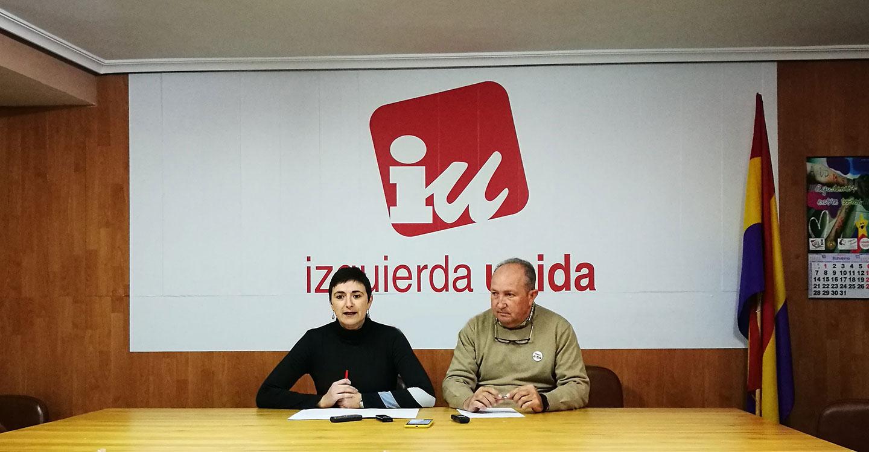 Izquierda Unida de Argamasilla de Alba valora negativamente la actuación del actual gobierno socialista durante estos cuatro años de legislatura