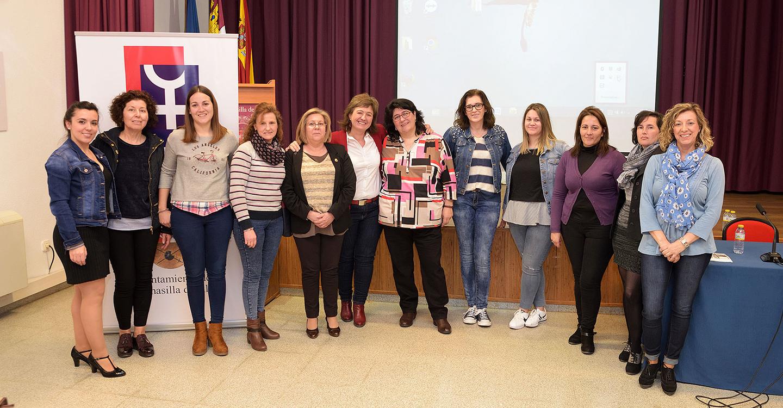 Igualdad y empoderamiento en las charlas del Centro de la Mujer de Argamasilla de Alba