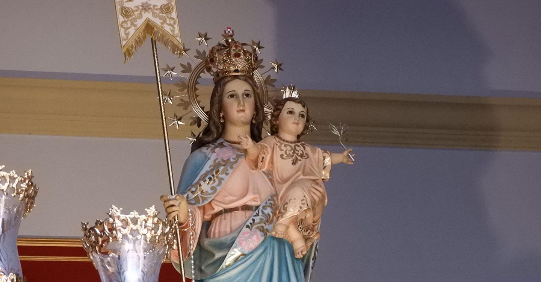 Presentados los actos de las fiestas en honor de la Santísima Virgen de la Paz