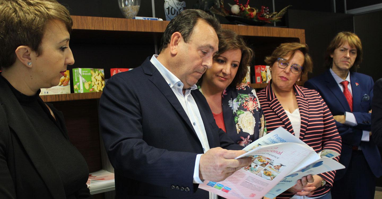La industria agroalimentaria de Castilla-La Mancha aglutina el 35 por ciento de las exportaciones de empresas de la región