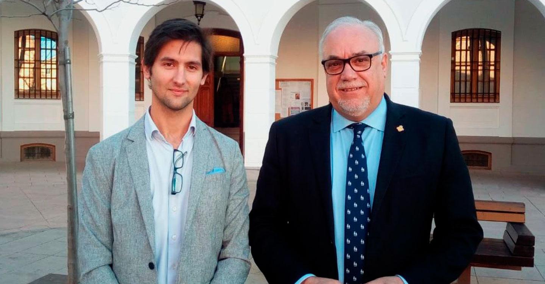 Manuel Palacios Mira, ingeniero y experto en desarrollo empresarial, formará parte de la candidatura de Nieva