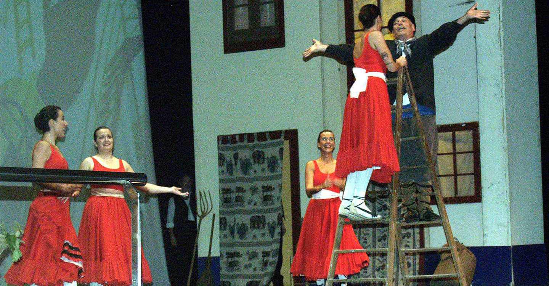 Más de 1.500 personas asisten el primer fin de semana a las representaciones de la 35ª Semana de la Zarzuela de La Solana