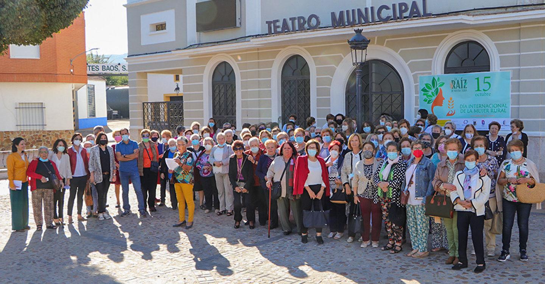 """""""Las mujeres de Almodóvar y las que viven en las pedanías, somos uno de los principales motores de crecimiento y desarrollo"""""""