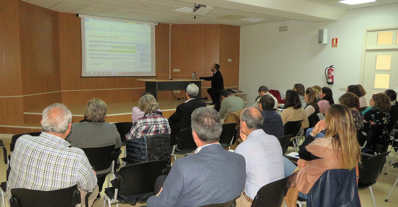 El Ayuntamiento forma al personal municipal en materia de protección de datos