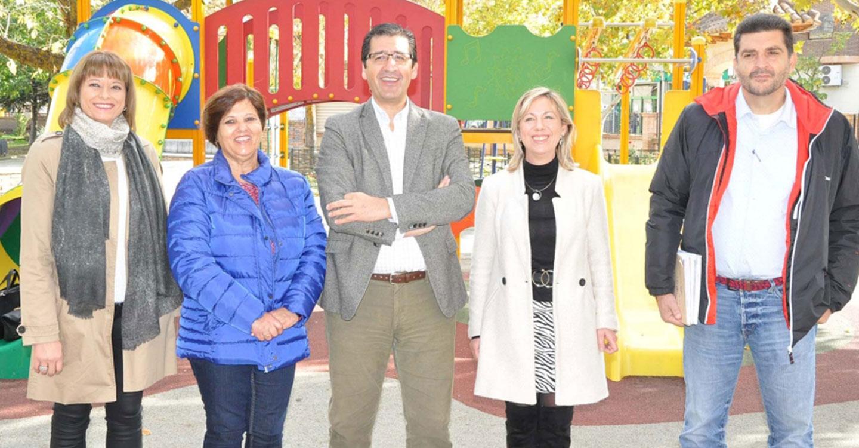 Caballero ve Horcajo de los Montes como un potencial turístico de referencia nacional e internacional