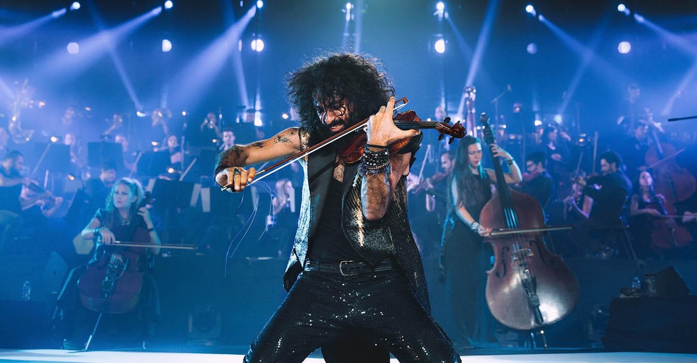 Ara Malikian logra un 'lleno técnico' para su concierto el día 26 en Valdepeñas