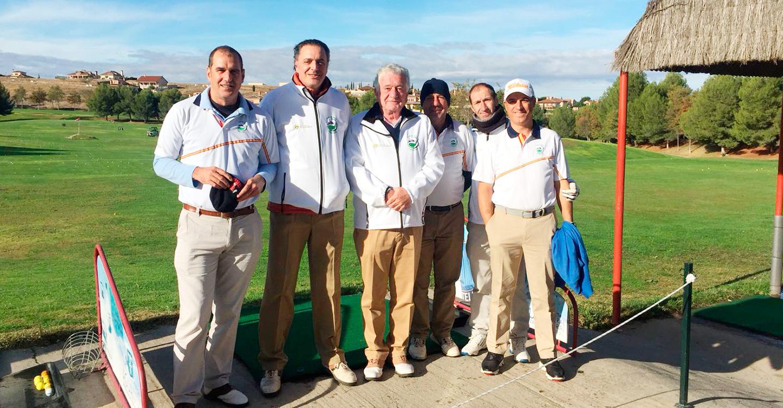 El Club de Golf de Tomelloso vence en la Caminera