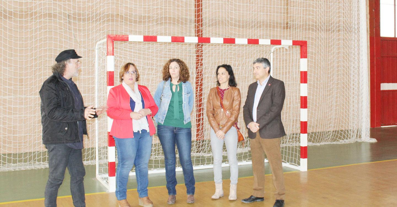El Gobierno de García-Page mejorará y modernizará el pabellón multiusos del CRA 'Valle del Bullaque' de El Robledo (Ciudad Real)