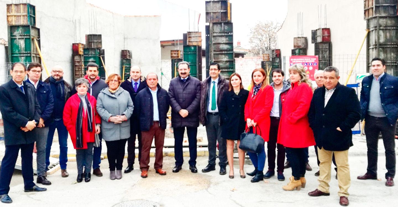 La Diputación aporta 141.000 euros para que los vecinos de Arenas disfruten de un nuevo consultorio médico después del verano