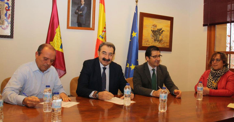 El Gobierno regional construirá un nuevo consultorio local en Arenas de San Juan