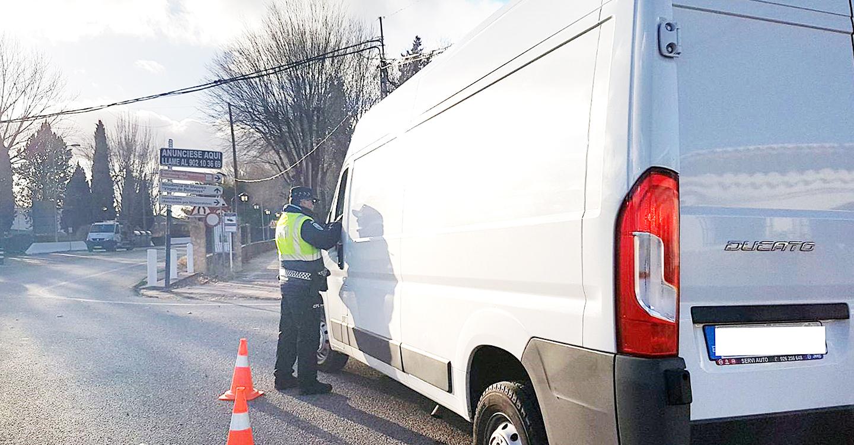 La Policía Local de Argamasilla de Alba intensificará el control sobre camiones, autobuses y furgonetas