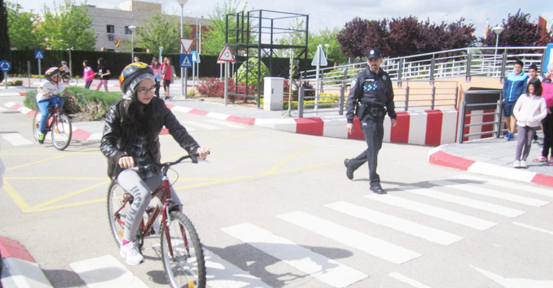 Más de 1.000 escolares de Valdepeñas participarán en los Talleres Municipales de Educación Vial