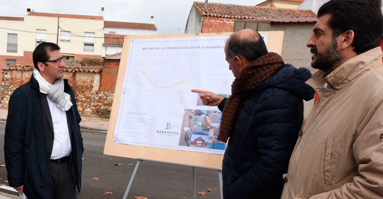 La Diputación licita actuaciones en nueve carreteras que suponen una inversión de 1'8 millones de euros